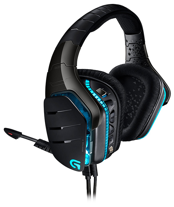 Logitech G633 Artemis Spectrum Gaming