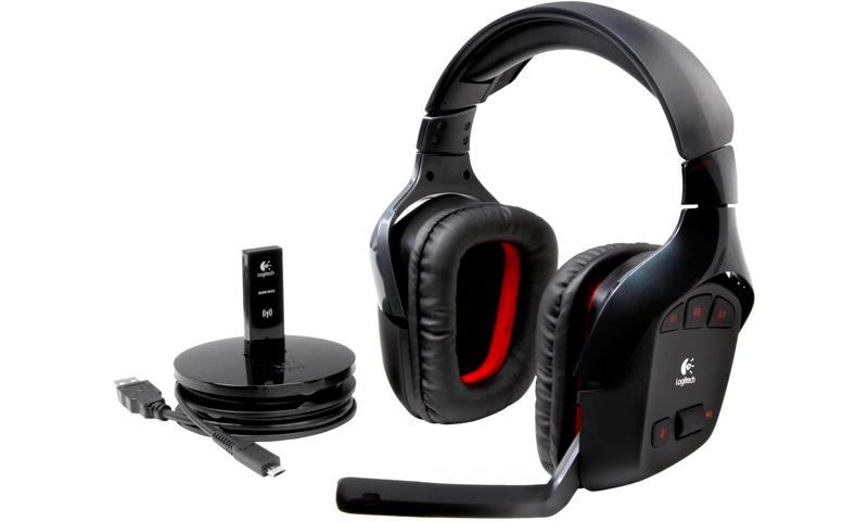 Logitech G930 Gaming Headset