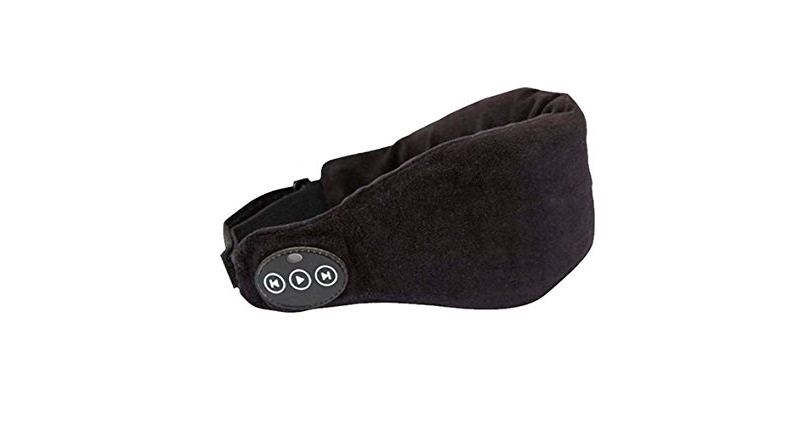 Memory Foam Eye Mask with Wireless