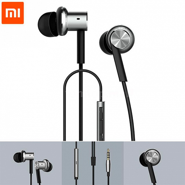 Xiaomi Hybrid Dual Drivers Earphones Piston 4
