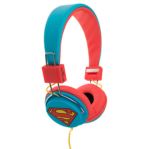 Kondor Superman Man of Steel On Ear