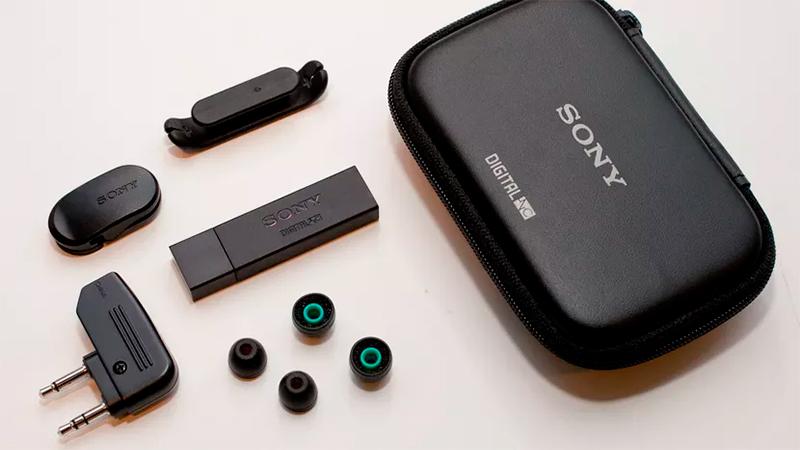 Sony XBA NC85D